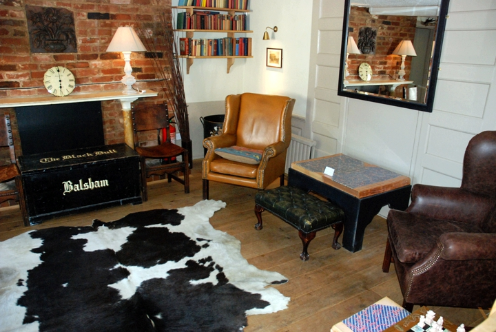 The Black Bull Inn at Blasham, Cambridgeshire