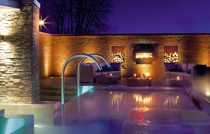 Yspa Wyboston Lakes, health and spa, St Neots