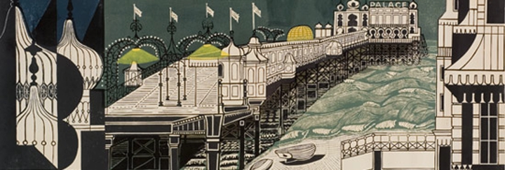 The Bedford Higgins, Bawden - Brighton Pier