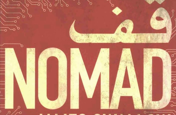 Nomad, James Swallow, reading list, book club