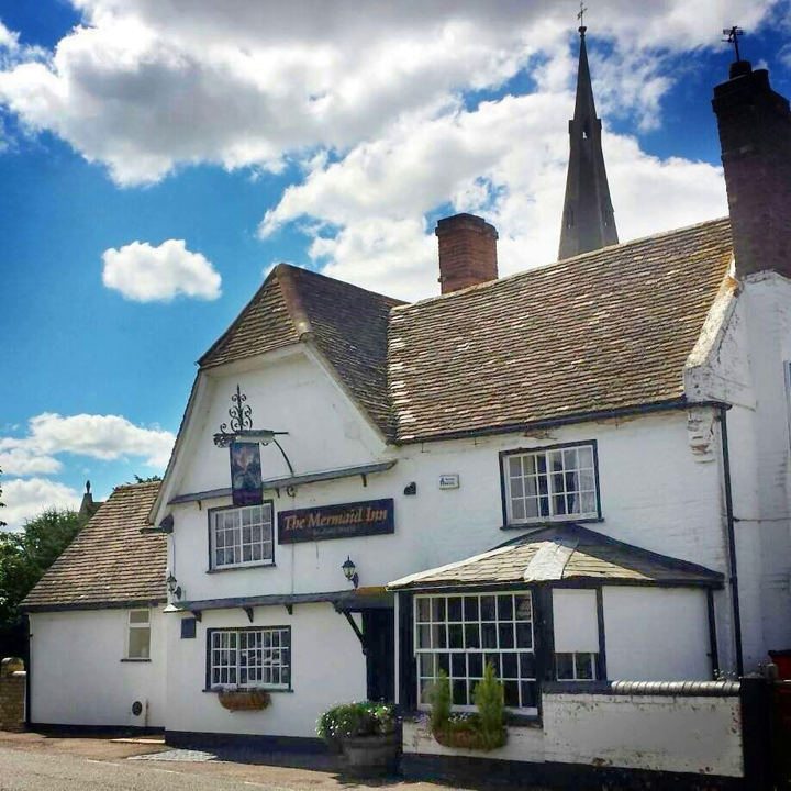 The Mermaid Inn, Ellington, Huntingdon, Cambridgeshire