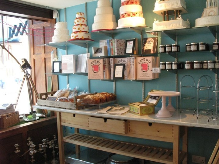 Fitzbillies Cake Shop, Trumpington Street, Cambridge,