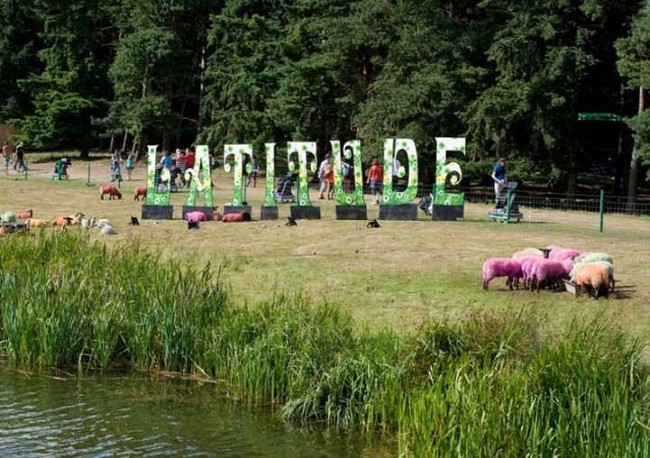 Latitude Festival, Suffolk