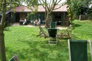 Orchard Tea Rooms, Grantchester, Cambridgeshire