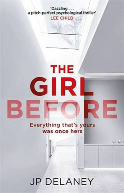 The Girl Before, book club
