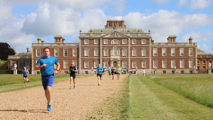 Wimpole Hall parkrun, Cambridgeshire