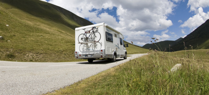 Camping and motorhome hire Cambridgeshire