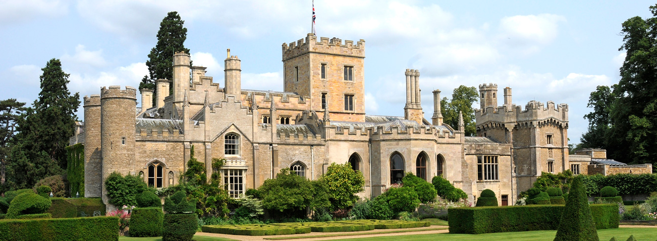 Elton Hall, Peterborough, Cambridgeshire