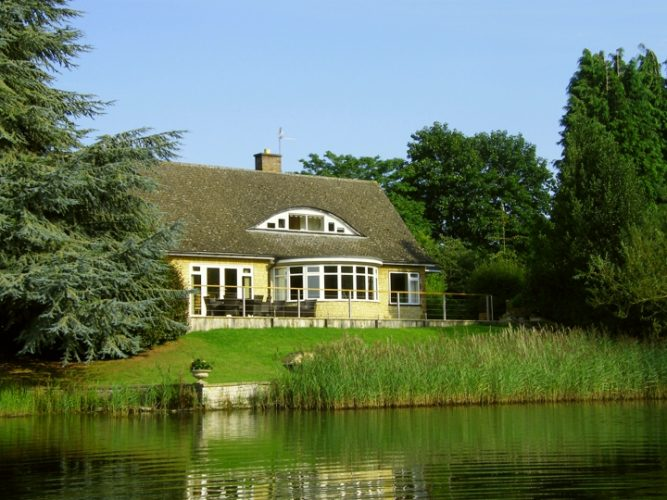 Lake Lodge, Maxey, Cambridgeshire