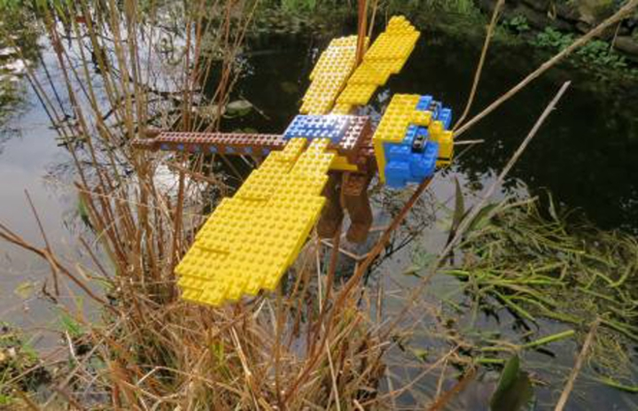 The Great Fen Lego Build, Cambridgeshire