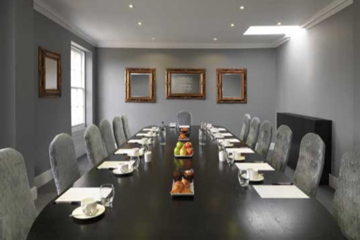 Private dining Poets House Ely