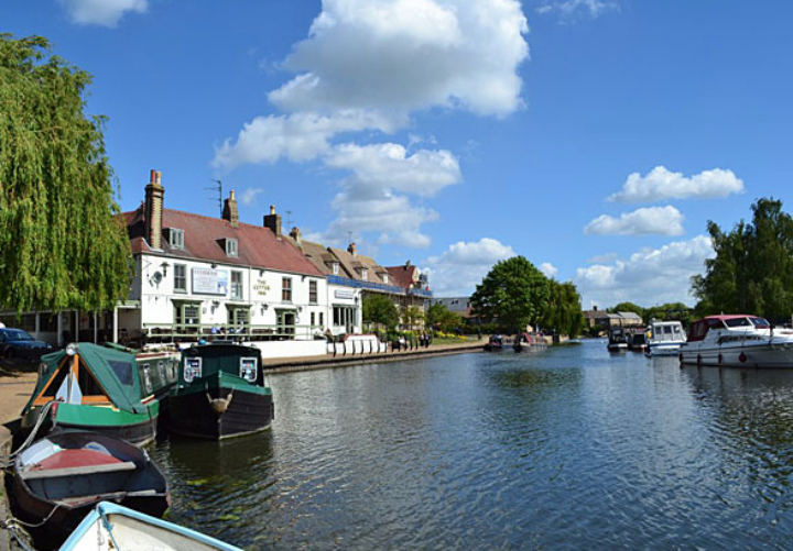 River Ouse Ely