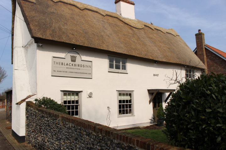 The Blackbirds Inn, Woodditton