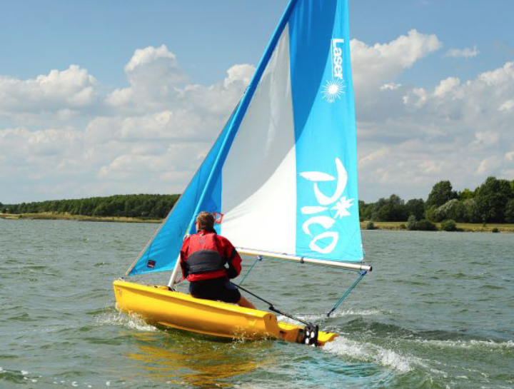grafham youth sailing
