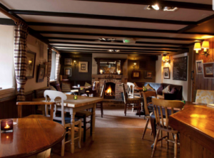 The Fitzwilliam Arms Marholm