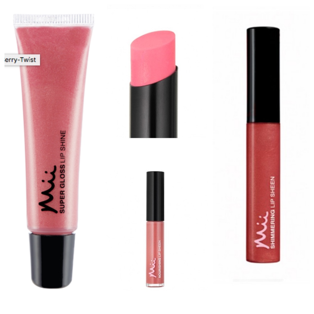 Lip Gloss Mii cosmetics