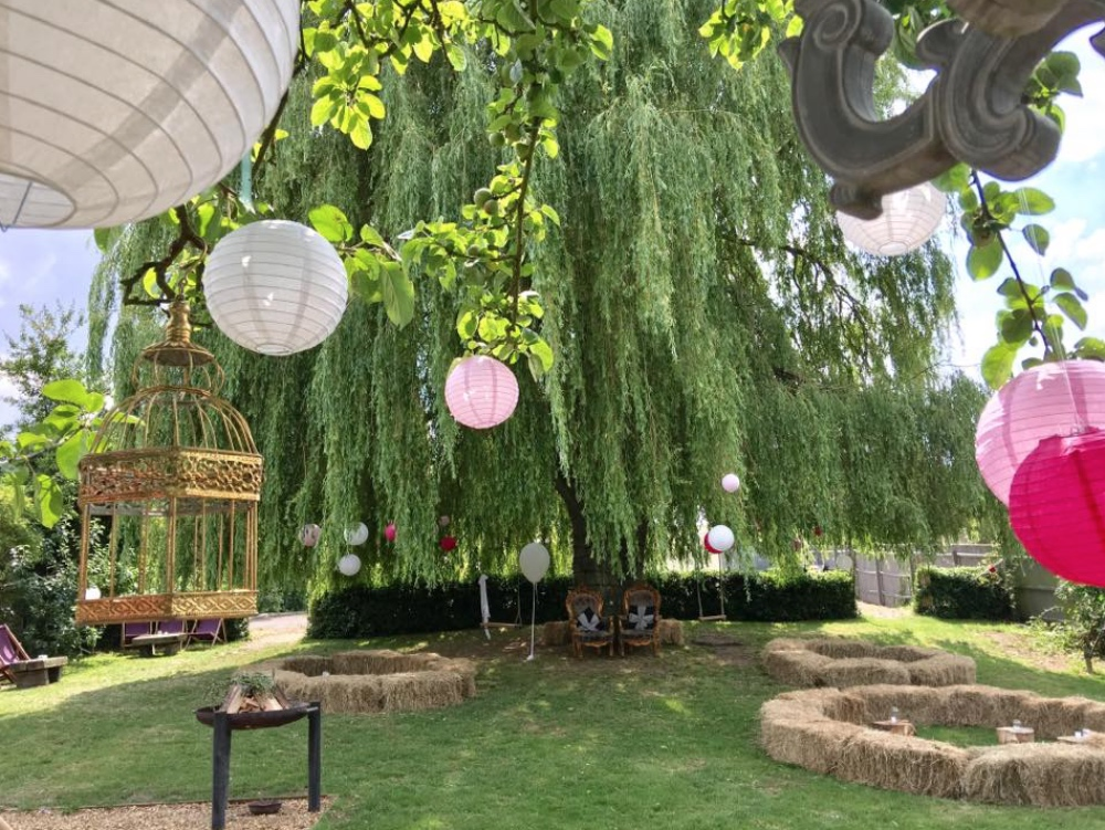 Willowfest, The Willow Tree Bourn