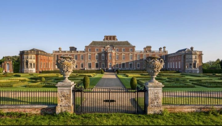 Wimple Hall