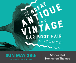The Great Antique and Vintage Car Boot Sale