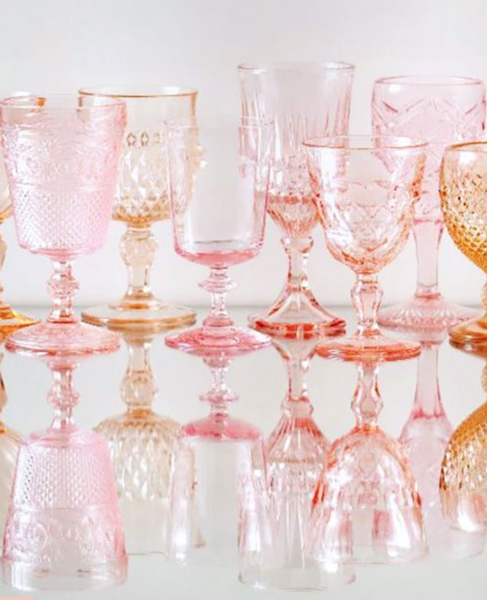 Vintage Interiors Glass