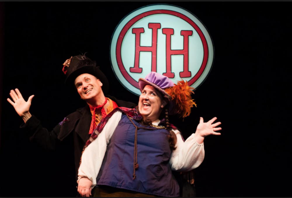 Horrible Histories Balmy Britain Key Theatre