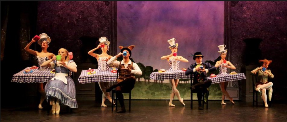 Ballet Theatre Uk Alice in Wonderland