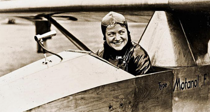 The Women who flew for Hitler Clare Mulley