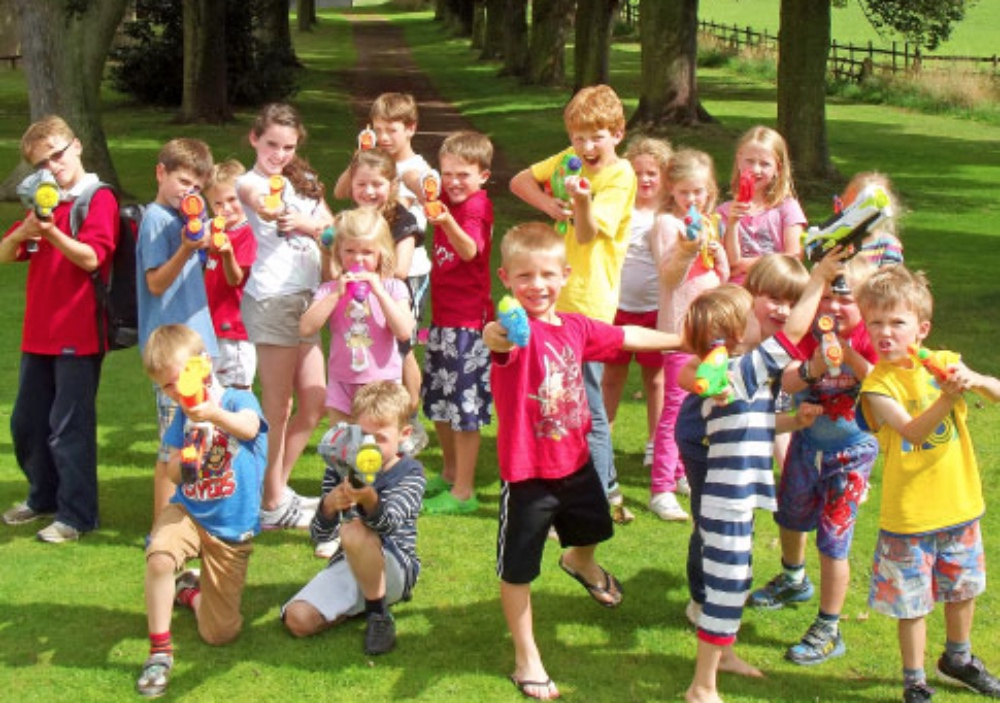 Activate Holidays Bedford School