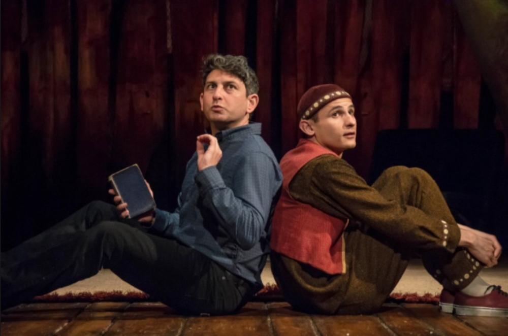 The Kite Runner Camridge Arts Theatre