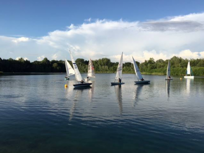 Paxton Lakes Sailing Club