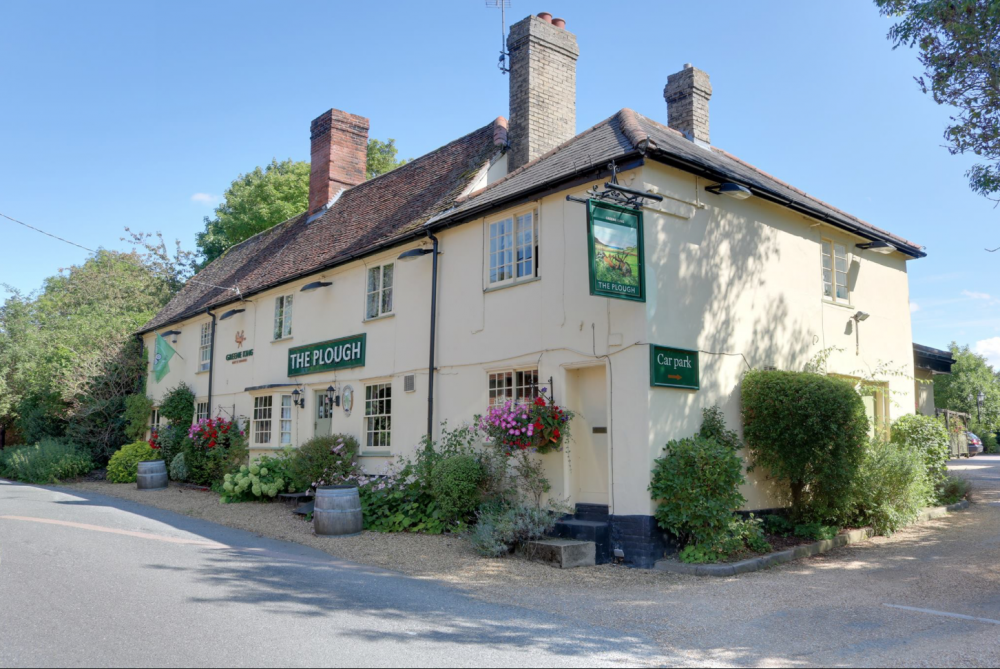 The Plough, Great Chesterford