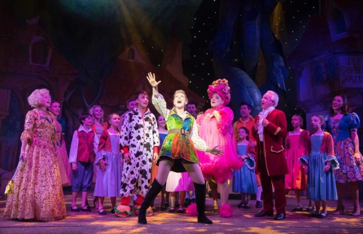 Cambridge Arts Theatre, Jack and the beanstalk