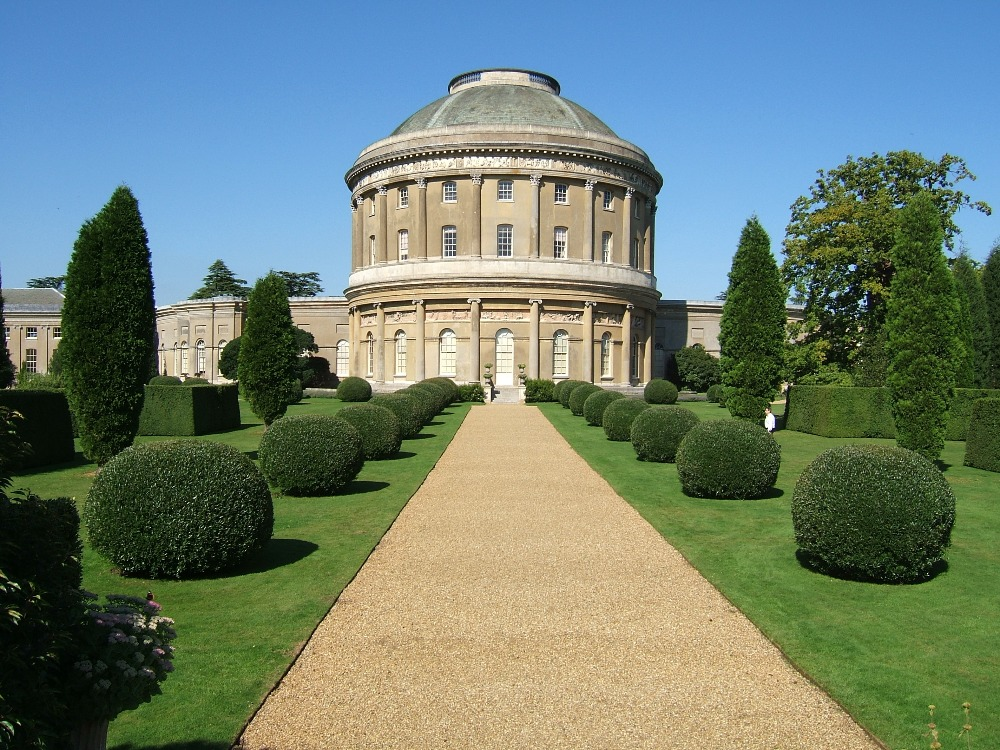 The National Trust Ickworth House