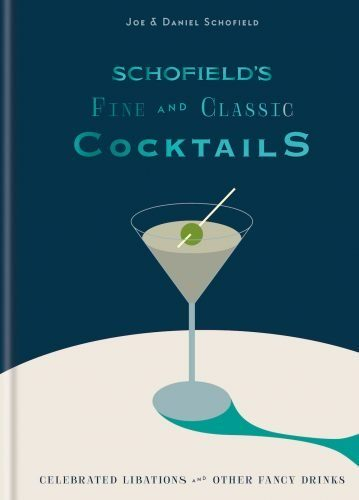 cocktail recipe book cover