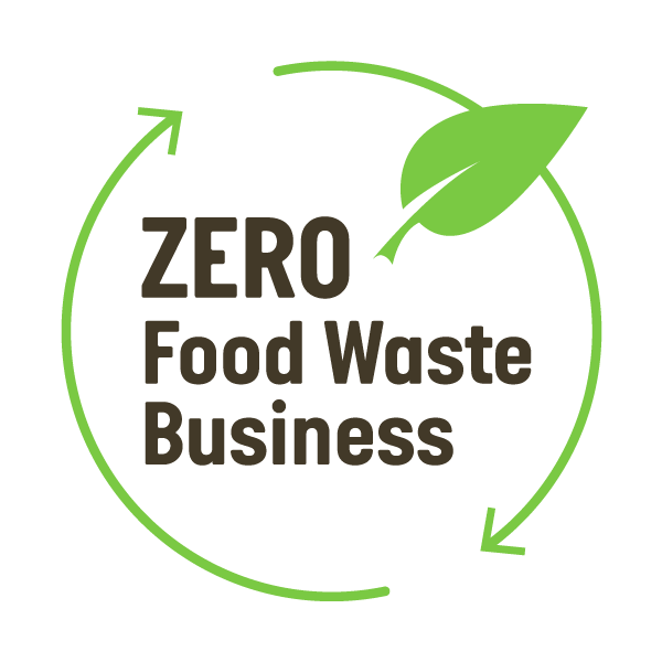 zero food waste badge