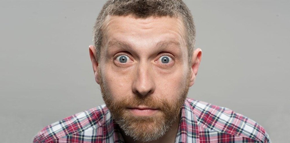 Dave Gorman head shot