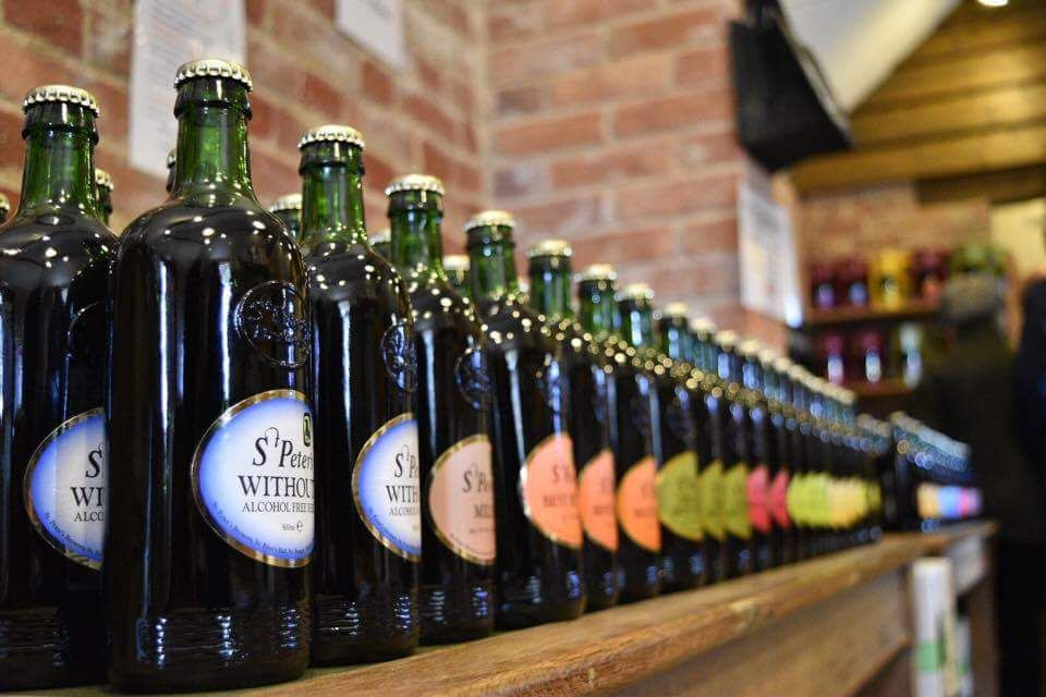 craft beers made in Suffolk