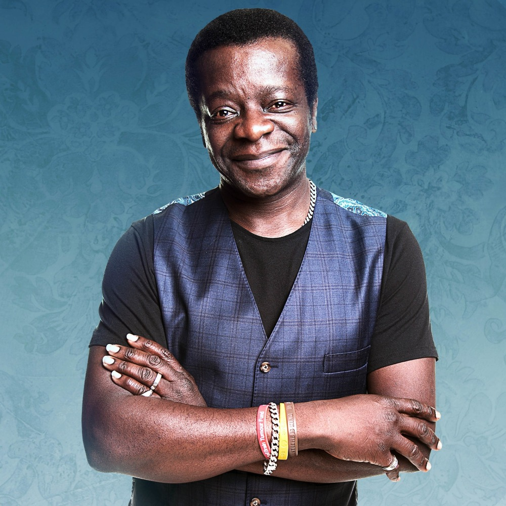 picture of Stephen k Amos.