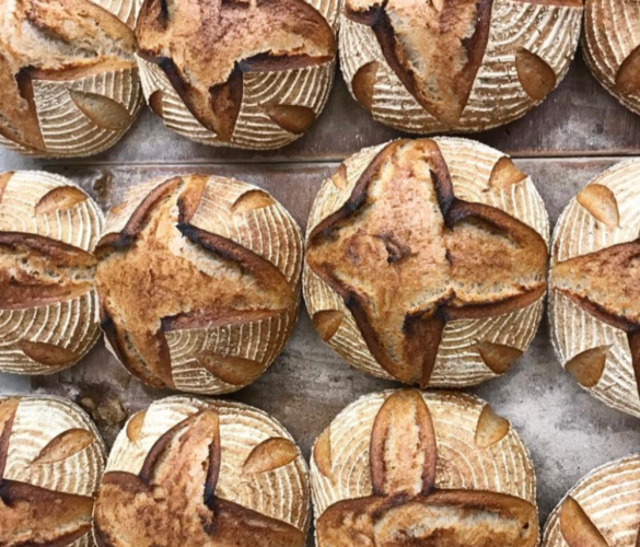 Two Magpies Bakery bread
