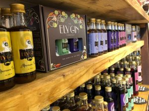 flavoured fruit gins from The Ely Gin Company