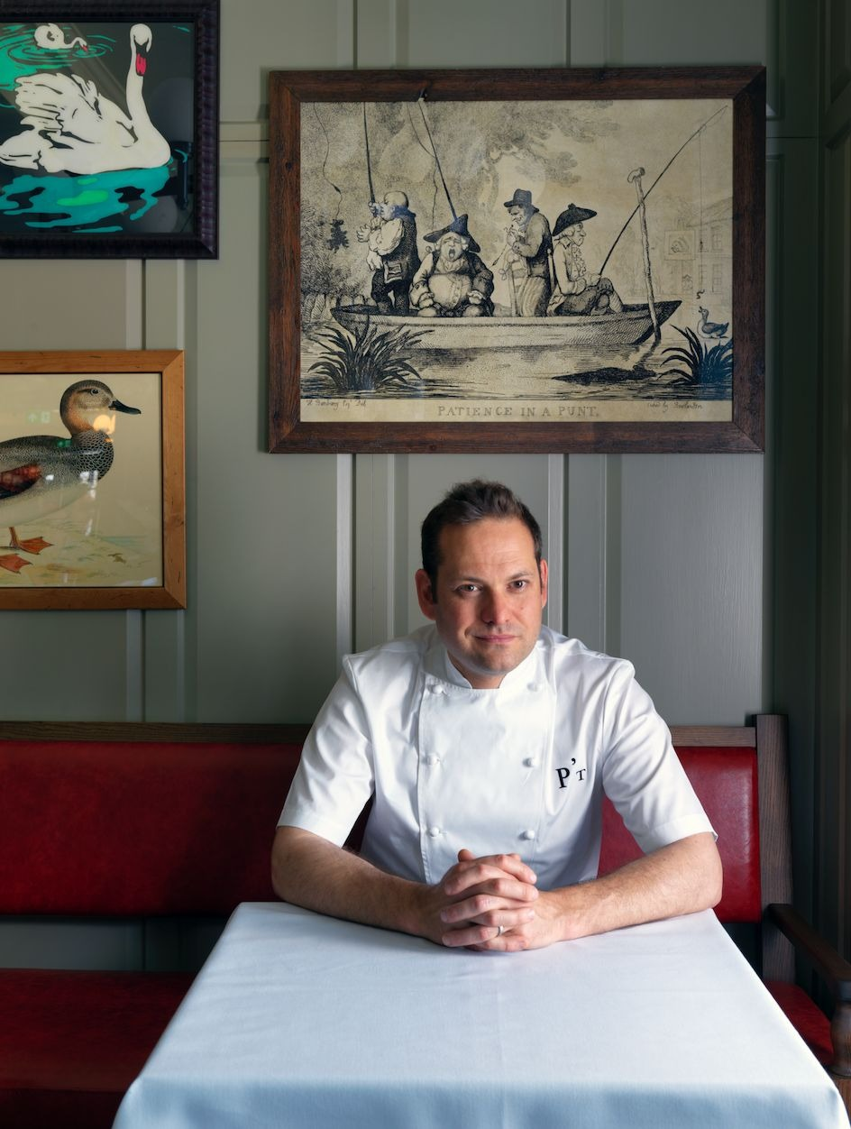 Chef Director at Parker's Tavern Tristan Welch