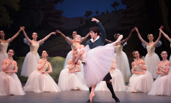 what's on guide July 2020 ballet