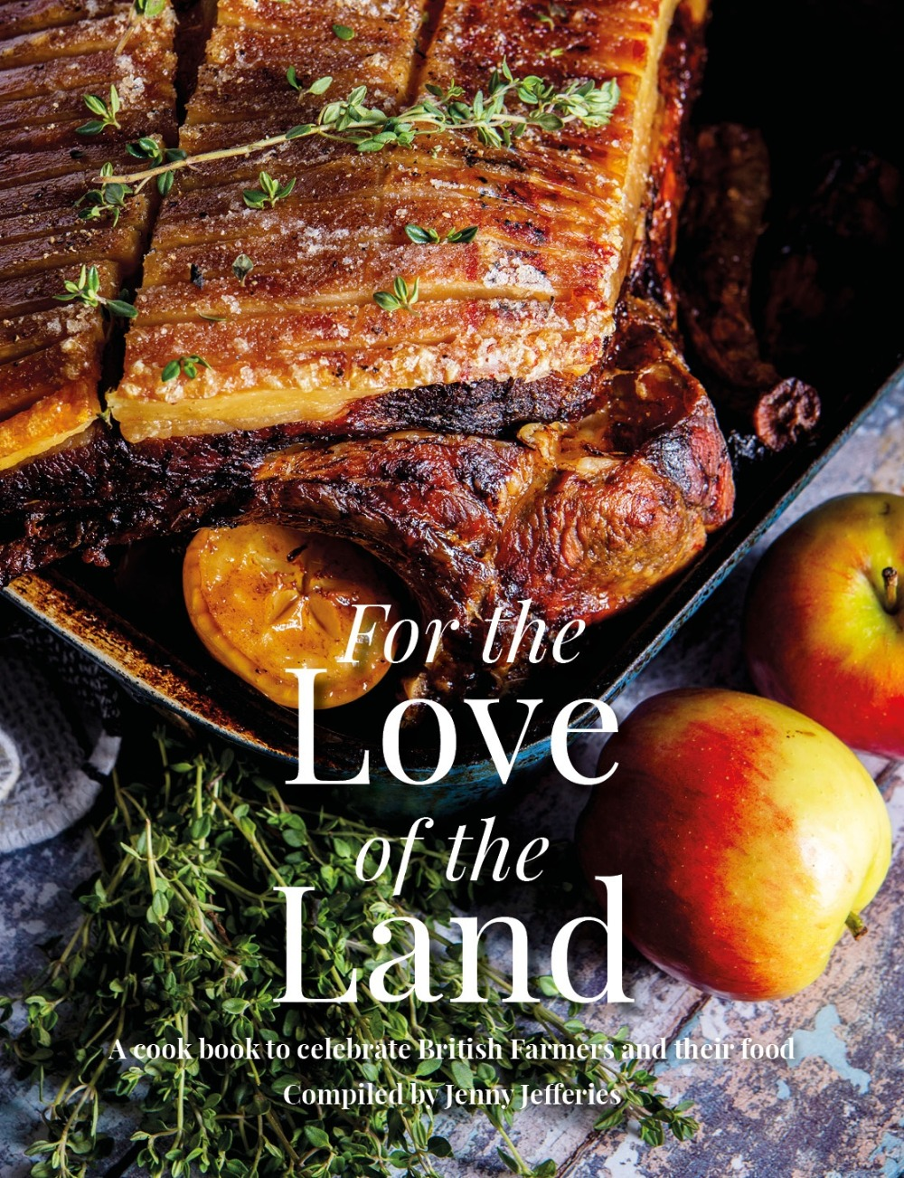 For Love of the Land book cover