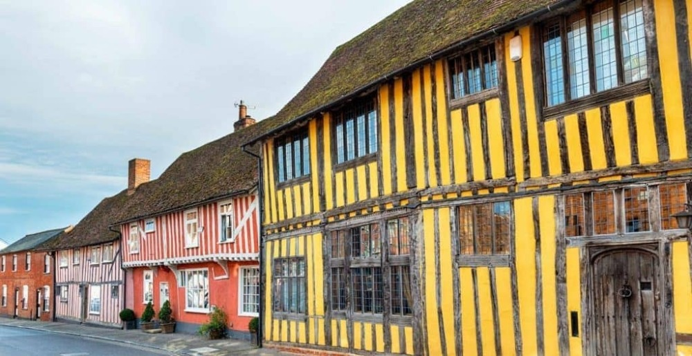 Lavenham Suffolk