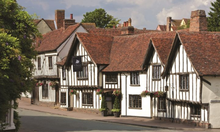 The Swan Hotel Lavenham