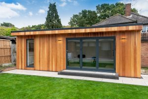 Hawksbeck Garden Rooms shed