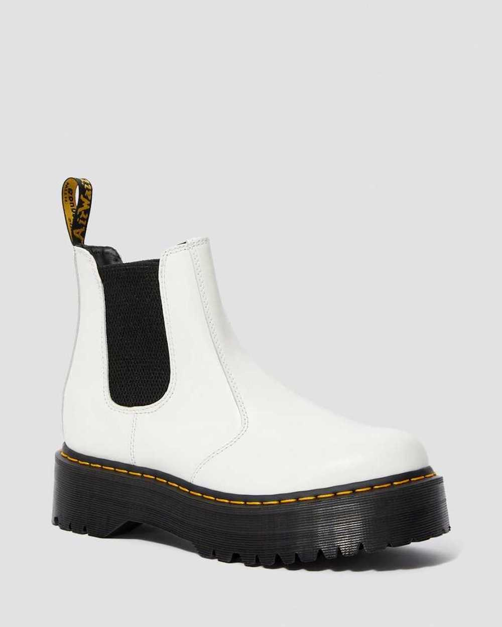 white boots Chelsea