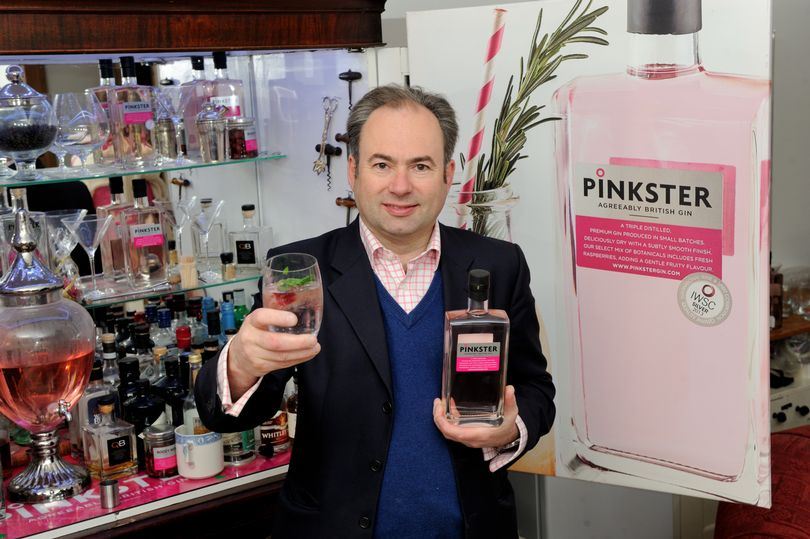 pinkster gin indie store