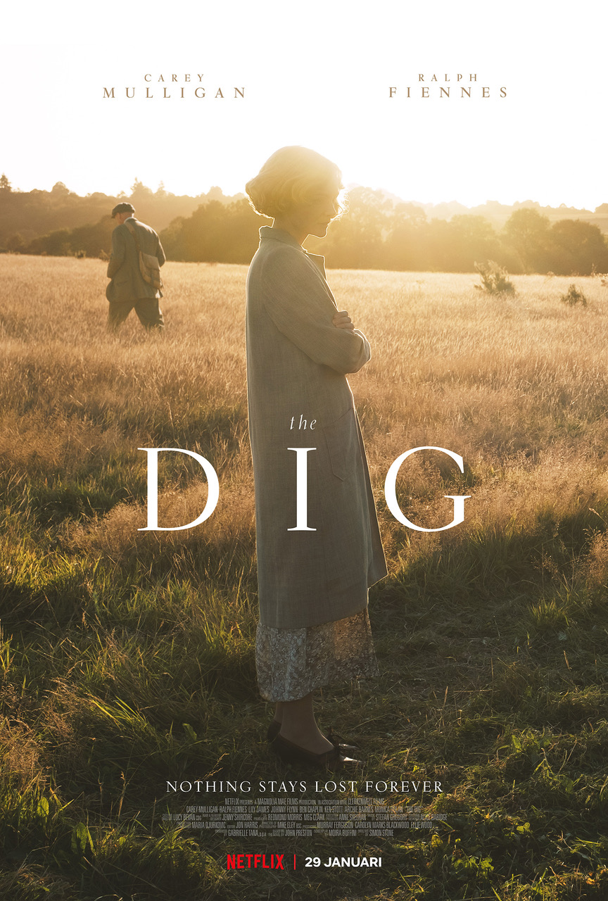 The Dig film poster