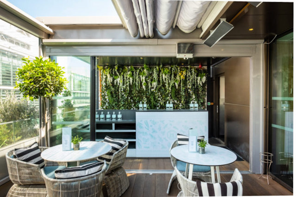The Angler's rooftop bar